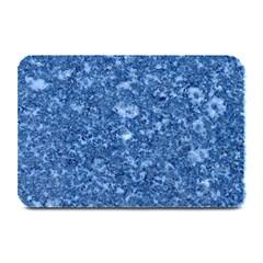 MARBLE BLUE Plate Mats by trendistuff