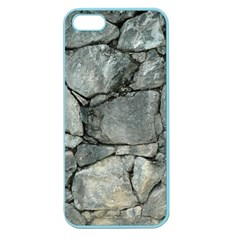 Grey Stone Pile Apple Seamless Iphone 5 Case (color) by trendistuff