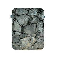 Grey Stone Pile Apple Ipad 2/3/4 Protective Soft Cases by trendistuff