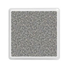 Grey Marble Memory Card Reader (square)  by trendistuff