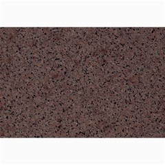 Granite Red Brown Collage 12  X 18  by trendistuff