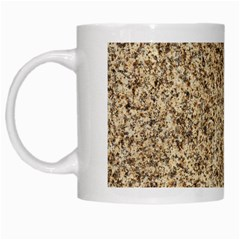 Granite Brown 3 White Mugs by trendistuff