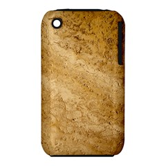 GRANITE BROWN 2 Apple iPhone 3G/3GS Hardshell Case (PC+Silicone) by trendistuff