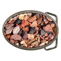 Colored Rocks Belt Buckles by trendistuff