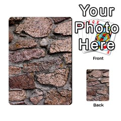 CEMENTED ROCKS Multi-purpose Cards (Rectangle)  by trendistuff