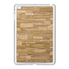 Block Wall 2 Apple Ipad Mini Case (white) by trendistuff