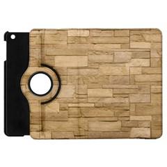 Block Wall 2 Apple Ipad Mini Flip 360 Case by trendistuff