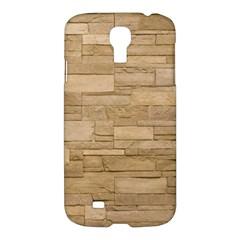 Block Wall 2 Samsung Galaxy S4 I9500/i9505 Hardshell Case by trendistuff
