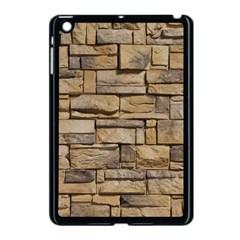 Block Wall 1 Apple Ipad Mini Case (black) by trendistuff