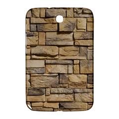 Block Wall 1 Samsung Galaxy Note 8 0 N5100 Hardshell Case  by trendistuff