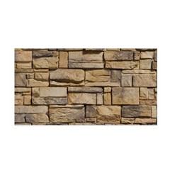Block Wall 1 Satin Wrap by trendistuff