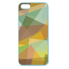 Fading Shapes Apple Seamless Iphone 5 Case (color) by LalyLauraFLM