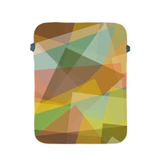 Fading Shapes Apple Ipad 2/3/4 Protective Soft Case by LalyLauraFLM