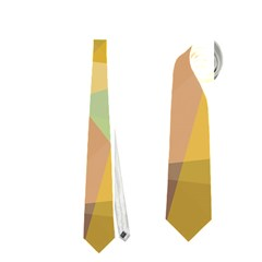Fading Shapes Necktie by LalyLauraFLM