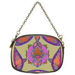 Mandala Chain Purses (Two Sides)  by Valeryt