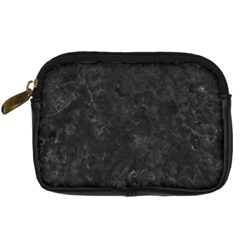 Black Marble Digital Camera Cases by trendistuff