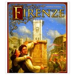 Firenze  By Thomas Covert   Drawstring Pouch (large)   S40jbltu7wrk   Www Artscow Com Back