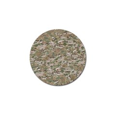 CAMO WOODLAND FADED Golf Ball Marker (10 pack) by trendistuff