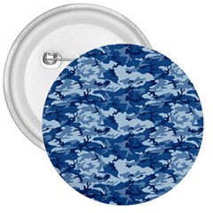 CAMO NAVY 3  Buttons by trendistuff