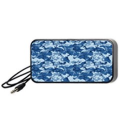 CAMO NAVY Portable Speaker (Black)  by trendistuff