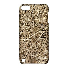 Light Colored Straw Apple Ipod Touch 5 Hardshell Case With Stand by trendistuff
