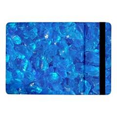 Turquoise Glass Samsung Galaxy Tab Pro 10 1  Flip Case by trendistuff