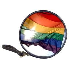 Pride Flag Classic 20 Cd Wallets by trendistuff