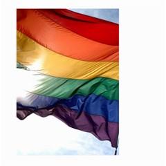 Pride Flag Large Garden Flag (two Sides) by trendistuff