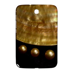 Golden Pearls Samsung Galaxy Note 8 0 N5100 Hardshell Case  by trendistuff