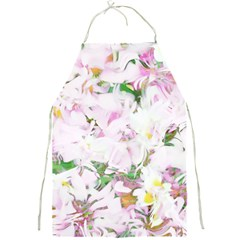 Soft Floral, Spring Full Print Aprons
