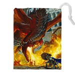 Dungeonquest Tiles - Drawstring Pouch (XXL)