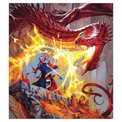 Dungeonquest Tiles By Thomas Covert   Drawstring Pouch (xxl)   Jz8l2oweo225   Www Artscow Com Back
