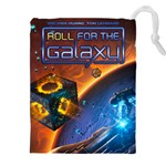 Roll for the Galaxy - Drawstring Pouch (XXL)
