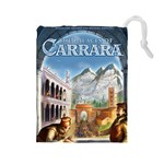 Palaces of Carrara  - Drawstring Pouch (Large)