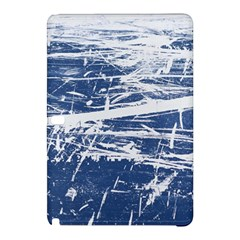 Blue And White Art Samsung Galaxy Tab Pro 12 2 Hardshell Case by trendistuff