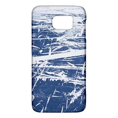 Blue And White Art Galaxy S6 by trendistuff