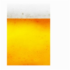 BEER Large Garden Flag (Two Sides) by trendistuff