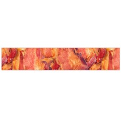 Bacon Flano Scarf (large)  by trendistuff