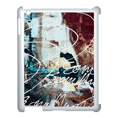 Abstract 1 Apple Ipad 3/4 Case (white) by trendistuff