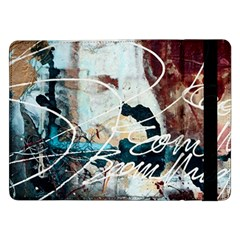 Abstract 1 Samsung Galaxy Tab Pro 12 2  Flip Case by trendistuff