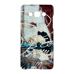 Abstract 1 Samsung Galaxy A5 Hardshell Case  by trendistuff
