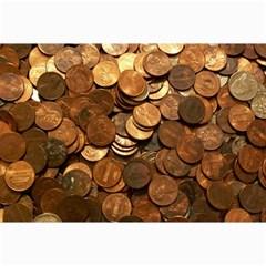 Us Coins Collage 12  X 18  by trendistuff