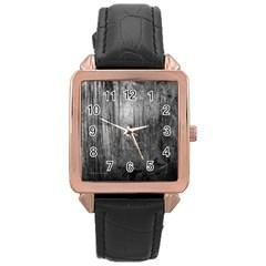 GRUNGE METAL NIGHT Rose Gold Watches