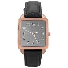 Grey Suede Rose Gold Watches by trendistuff
