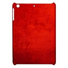 Crushed Red Velvet Apple Ipad Mini Hardshell Case by trendistuff
