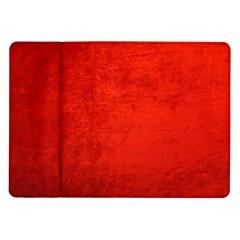 CRUSHED RED VELVET Samsung Galaxy Tab 10.1  P7500 Flip Case by trendistuff