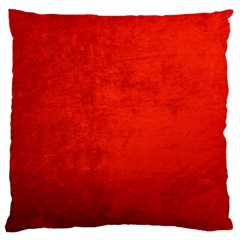 Crushed Red Velvet Standard Flano Cushion Cases (two Sides)  by trendistuff
