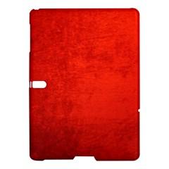 Crushed Red Velvet Samsung Galaxy Tab S (10 5 ) Hardshell Case  by trendistuff