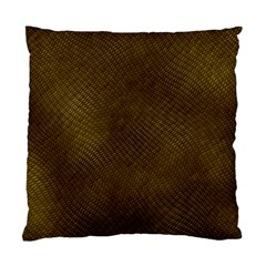 Reptile Skin Standard Cushion Cases (two Sides)  by trendistuff