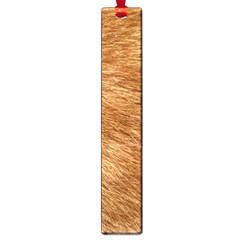 Light Brown Fur Large Book Marks by trendistuff